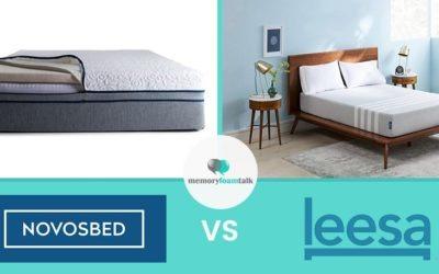 Novosbed vs. Leesa