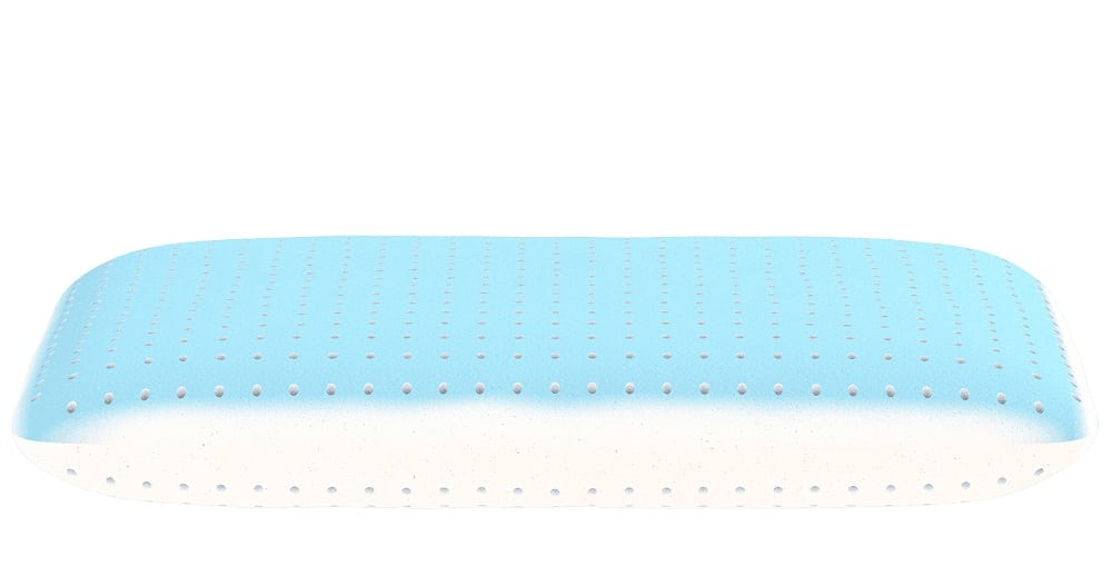 Tomorrow Sleep Memory Foam pillow construction