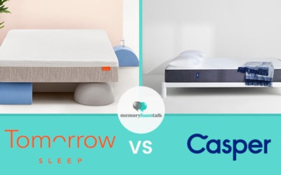 Tomorrow Sleep vs. Casper