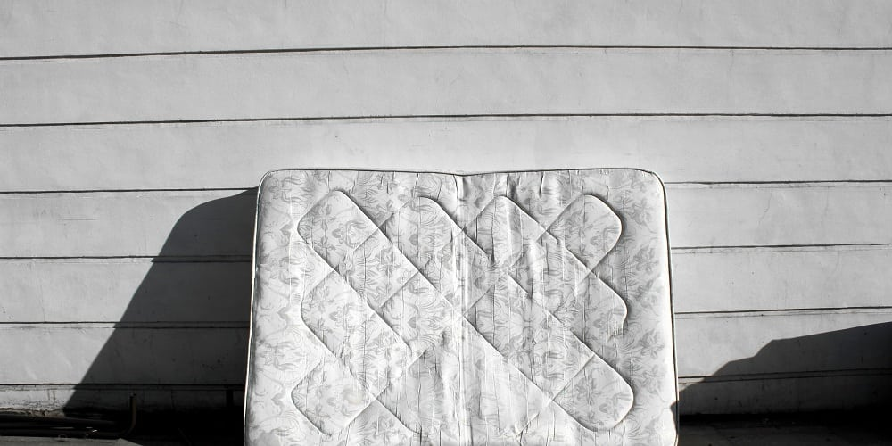 Guide To Mattress Disposal Memory Foam Talk