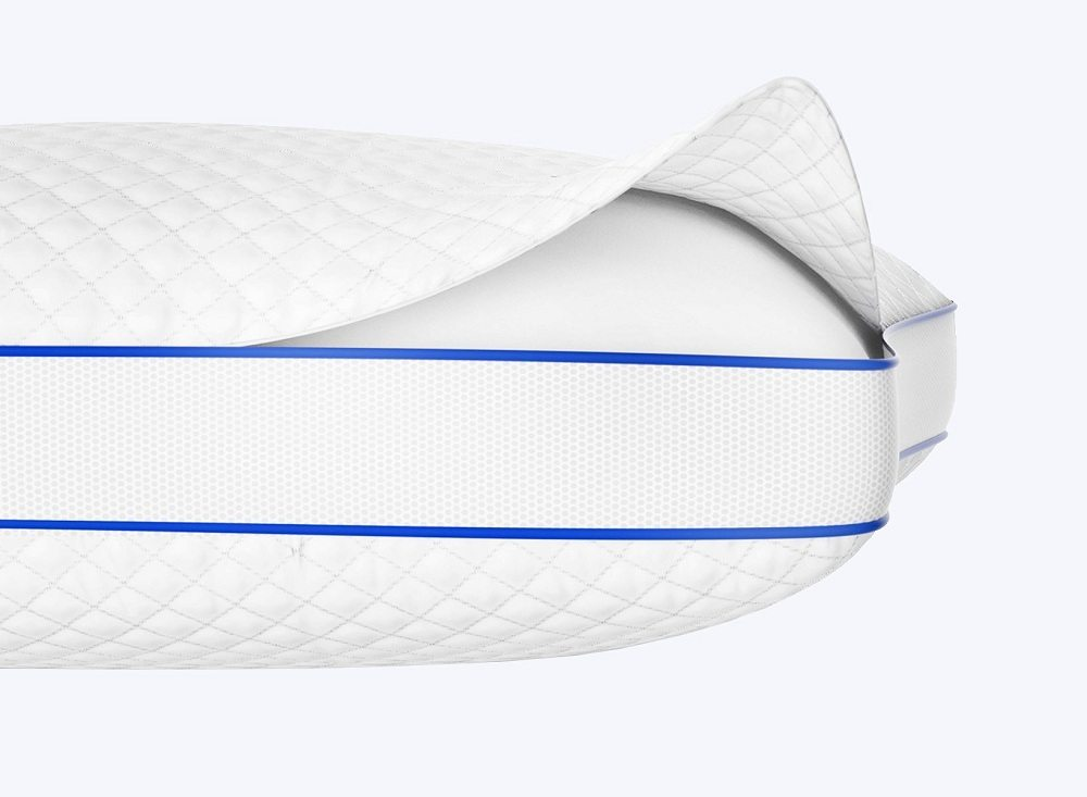 Nectar pillow profile