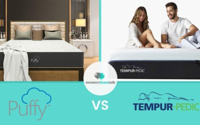 Puffy vs. Tempur Pedic