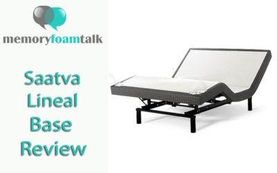 Saatva Lineal Base Review