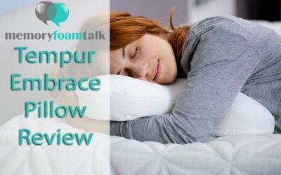 Tempur-Embrace Pillow Review