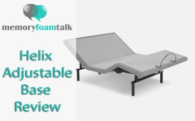 Helix Adjustable Base Review