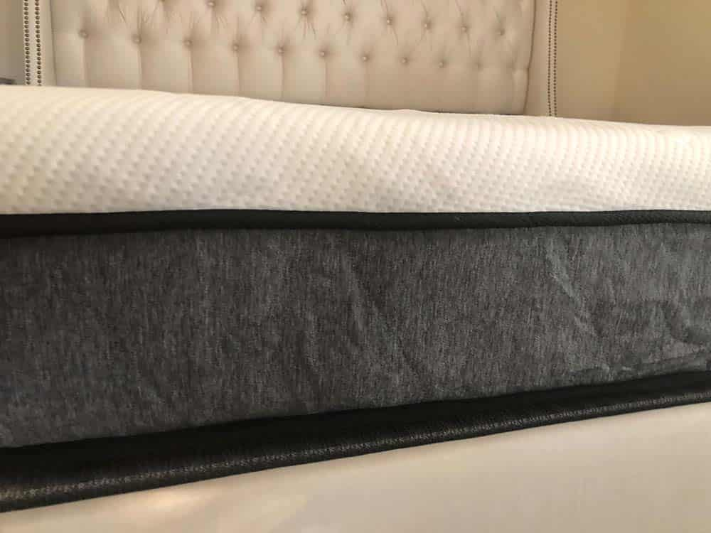 Ecosa mattress profile