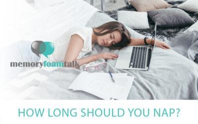 How Long Should You Nap?