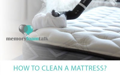 How to Clean a Mattress?