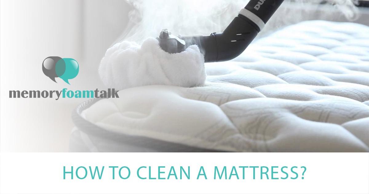 how to clean a mattress memory foam talk. Black Bedroom Furniture Sets. Home Design Ideas