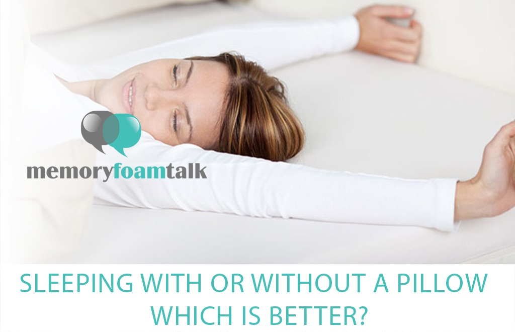 Sleeping With or Without a Pillow – Which Is Better?