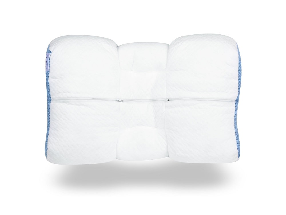 SpineAlign Pillow - construction