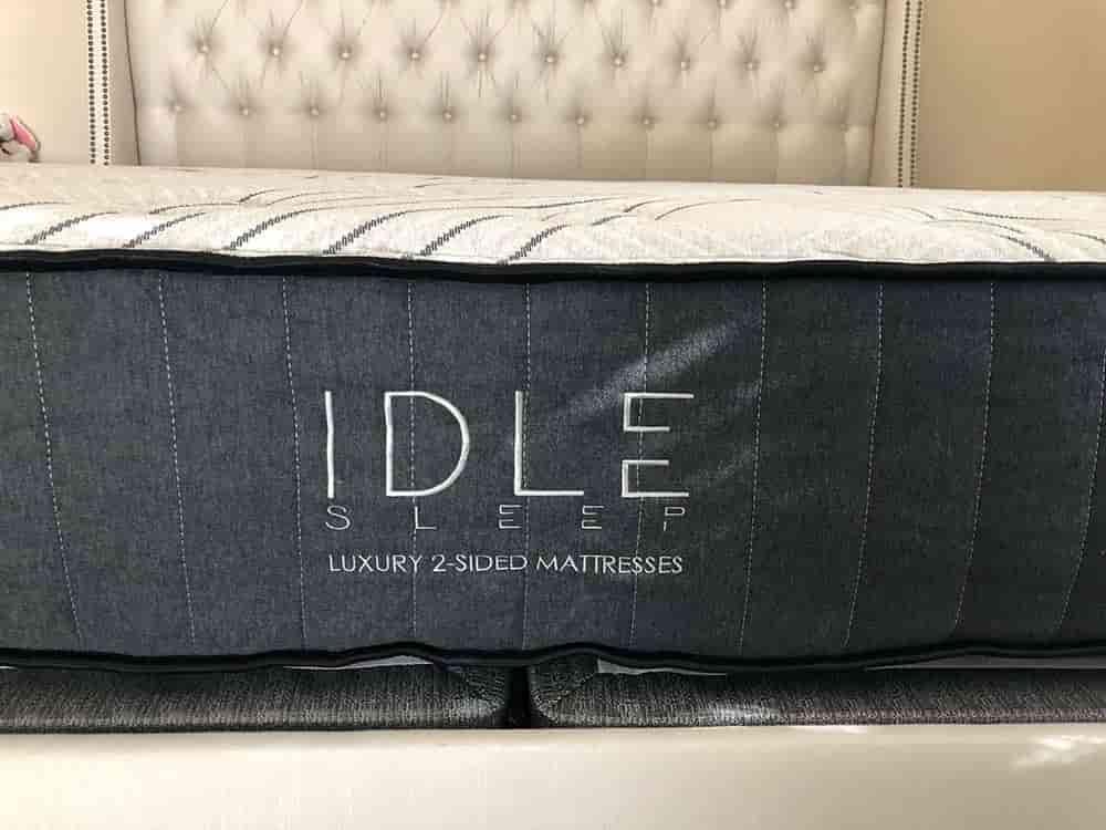 IDLE Sleep mattress profile