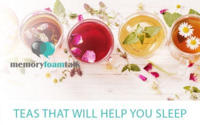 Teas That Will Help You Sleep