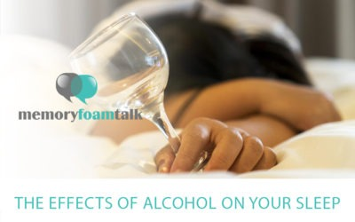 The Effects of Alcohol on Your Sleep