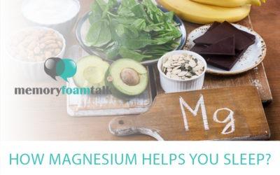 How Magnesium Helps You Sleep?