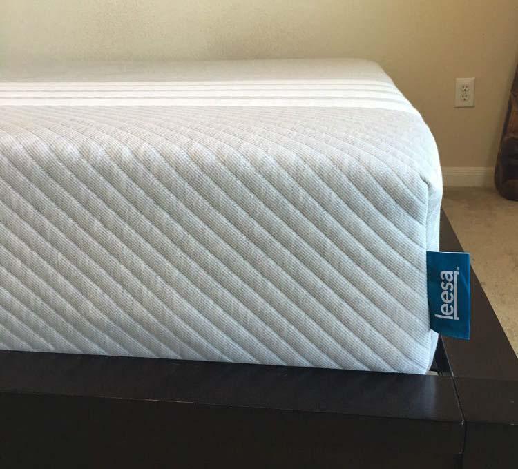 Leesa mattress profile