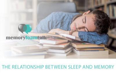 The Relationship between Sleep and Memory
