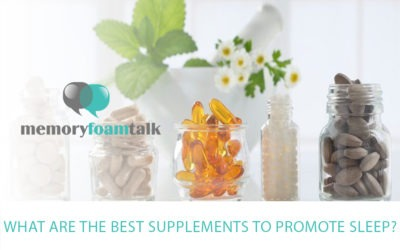 What Are the Best Supplements to Promote Sleep?
