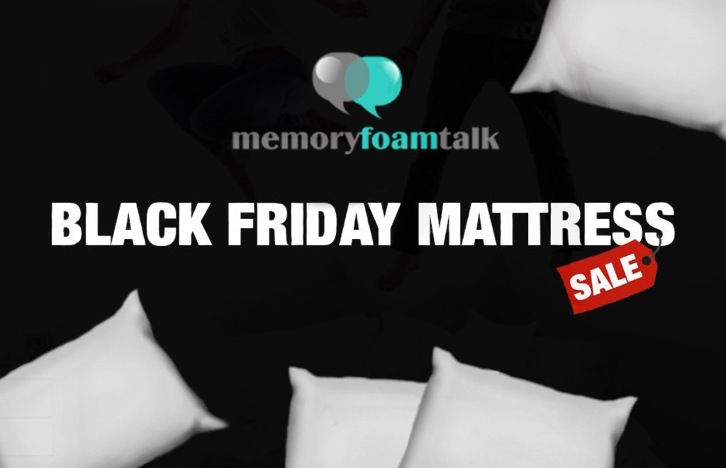 Black Friday Mattress Sale and Discount Coupons 2019