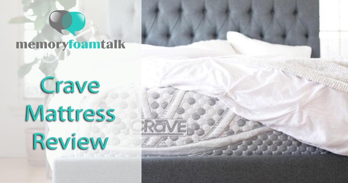 Crave Mattress Review | Memory Foam Talk