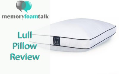 Lull Pillow Review