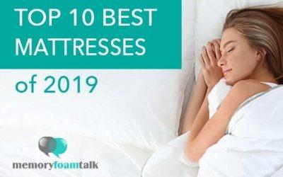 Top 10 Best Mattress Reviews of 2019