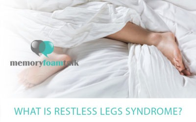 What Is Restless Legs Syndrome? What Are Its Causes, Symptoms and How To Deal With It?