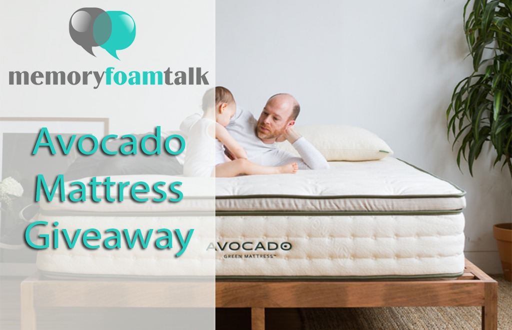 Avocado Mattress Giveaway