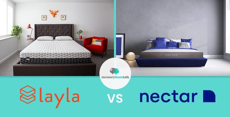 Layla vs. Nectar