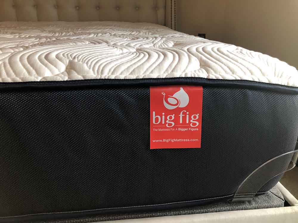 Big Fig mattress profile