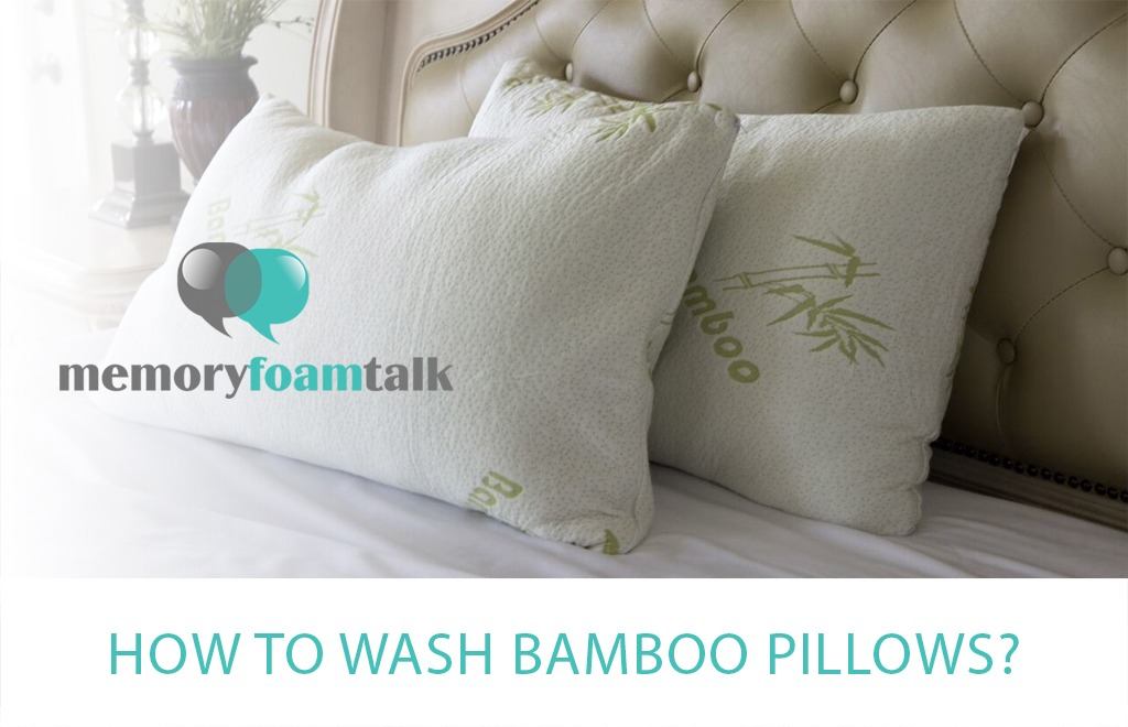 How To Wash Bamboo Pillows?