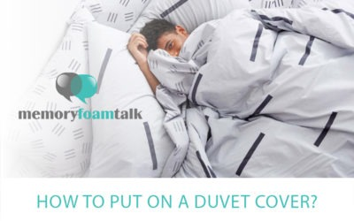 How To Put on a Duvet Cover?