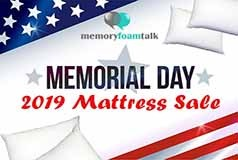 Memorial Day 2019 Mattress Sales