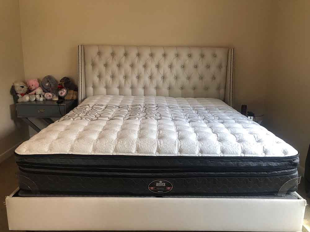 idle air mattress review
