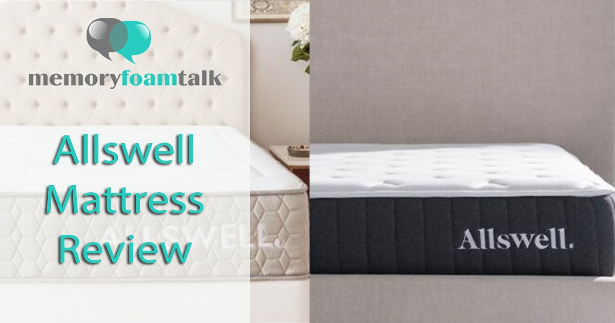 Allswell And Allswell Luxe Hybrid Mattress Reviews Best