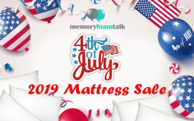 July 4 Mattress Sale and Discount Coupons 2019