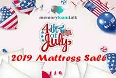 July 4 Mattress Sale