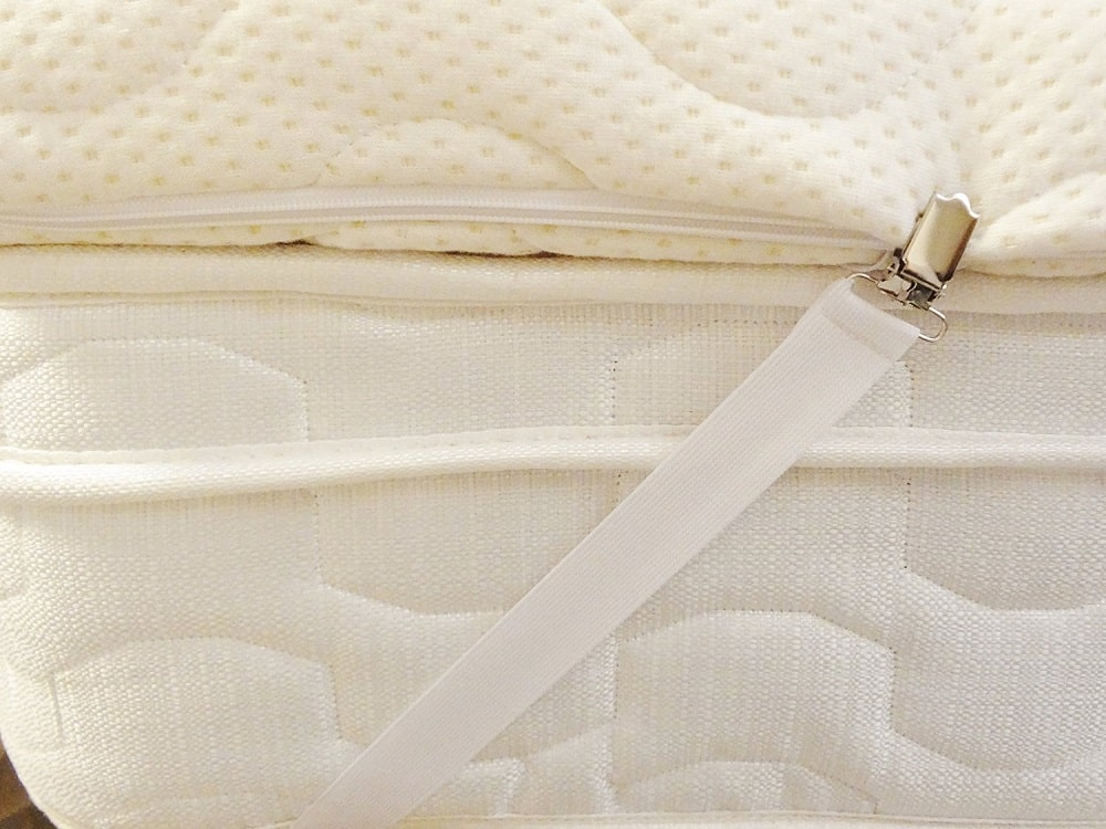 How to Keep Mattress Topper from Sliding? | Memory Foam Talk