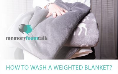 How to Wash a Weighted Blanket?