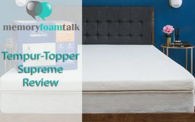 Tempur-Topper Supreme Review