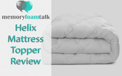 Helix Mattress Topper Review