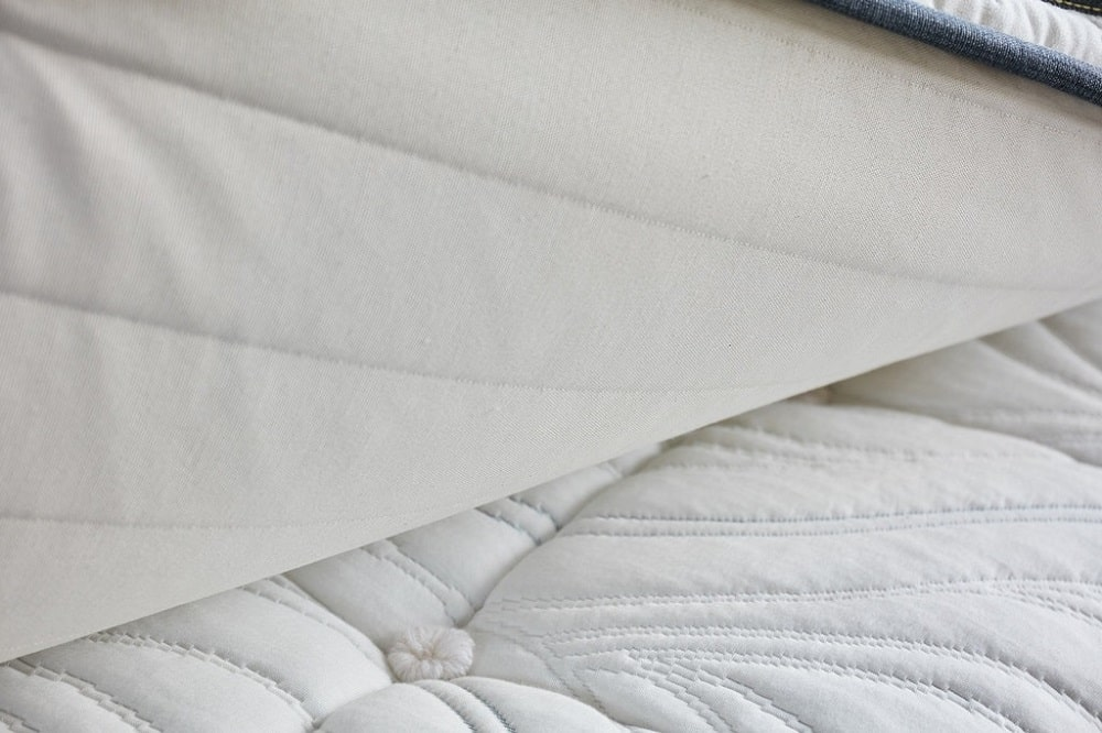 Oceano Memory Foam mattress topper - construction and materials