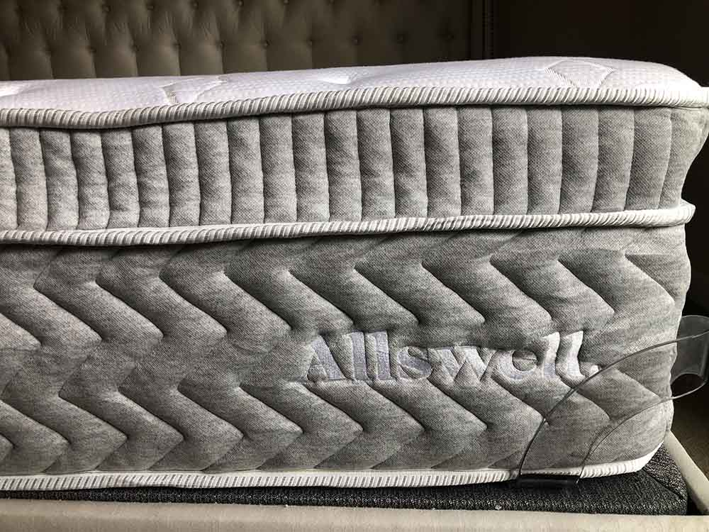 Allswell Supreme mattress profile