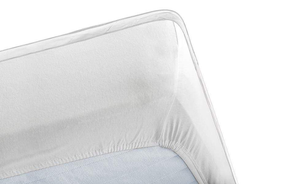 Puffy mattress topper - materials and construction