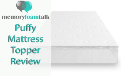 Puffy Mattress Topper Review