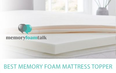 Best Memory Foam Mattress Topper 2021