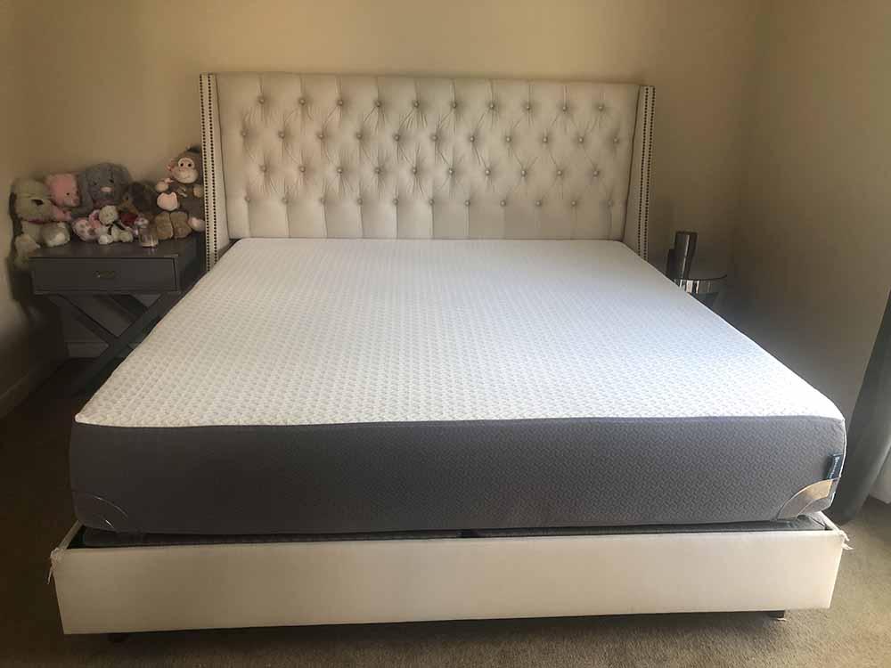 bedinabox tranquillium mattress review