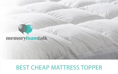 Best Cheap Mattress Topper? 2021