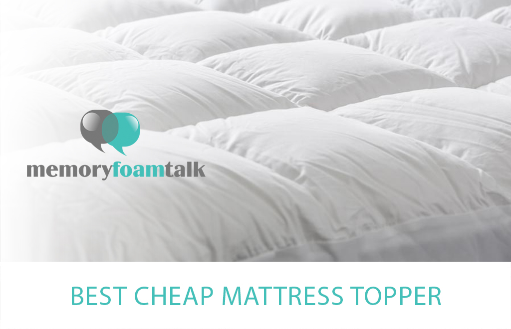 Best Cheap Mattress Topper? 2020