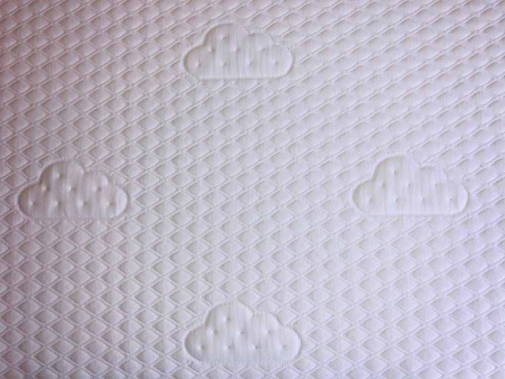 Puffy Royal Hybrid mattress cover